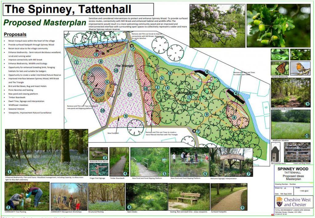 Spinney Masterplan